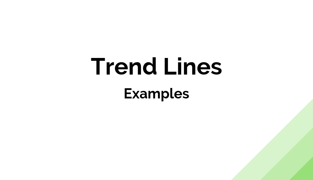 Forex trend lines examples