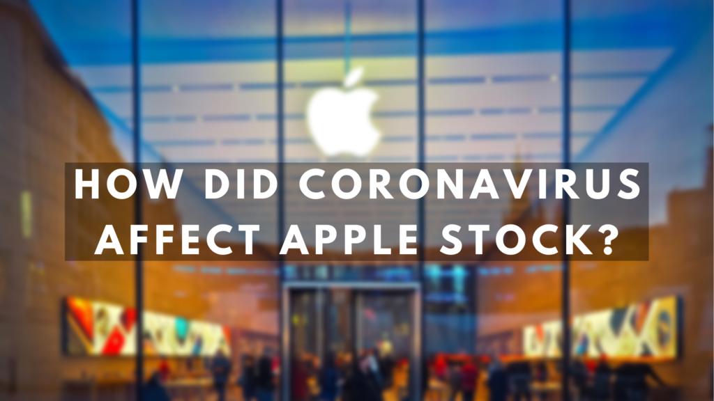 coronavirus affect Apple