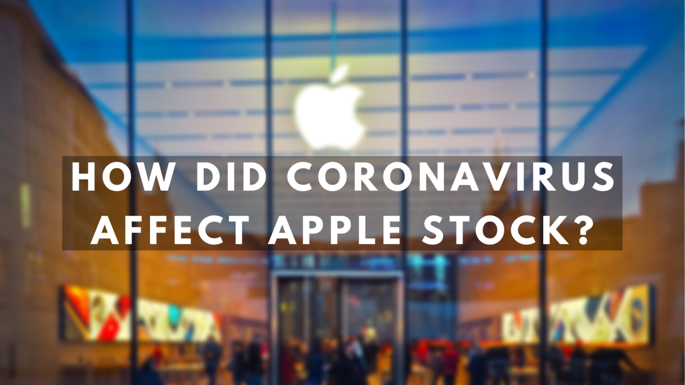 coronavirus affect Apple